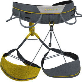 Skylotec Limestone Harness Men dark grey/yellow